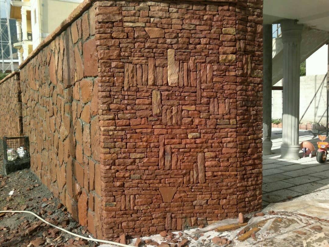 قیمت هر تن سنگ لاشه دیوار واجرای دیوار با سنگ لاشه با مصالح